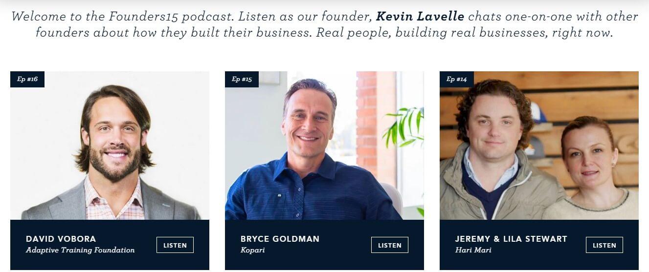 Mizzen+Main - podcast założyciela modowej marki